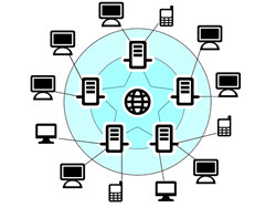 COGZ CMMS Available Advanced Hosting Graphic